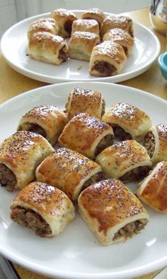 Sausage Crescent Rolls Recipe-I've made this lots of times...always a big hit for meat eaters.