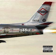 Eminem surprised the world when he dropped his latest album – Kamikaze,now available on vinyl