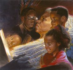 """""""Reading"""" by Rick Clubb"""