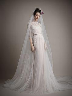 Ersa Atelier Brautkleid Melisse vorne