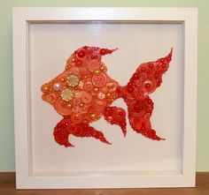 Hey, I found this really awesome Etsy listing at https://www.etsy.com/listing/464022659/goldfish-button-picture-amazing-handmade
