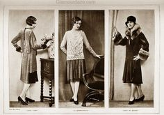 Autumn Wardrobe Makeover advice from 1928. About the clothes. of course, Eleanora, the wardrobe would seem shabby with the coming autumn. And rightly so. And equally of course, it should be replenished. One woman – a great author, almost as famous for her perfect grooming as for her fine books – gives up two weeks, every fall, to getting her frocks ready for the winter!