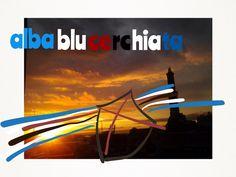 Alba blucerchiata