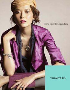 Fascination : Tiffany & Co/FW0809-Ad Campaign