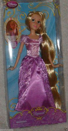 "Disney Exclusive Classic Princess Rapunzel Doll - 12"" #Disney"