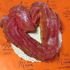 #castagnole cotte al forno #carnevale #handmade #tradizionemarchigiana #golosita' #fornomascia