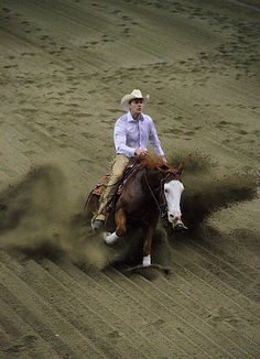 my biggest dream! Cowgirls, Trick Riding, Reining Horses, Animal Science, Cowboy Up, Quarter Horses, Sports Photos, Horse Love, Horse Stuff