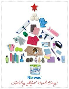 Are you looking for some Last Minute gift ideas? There's still a couple days left to order Norwex for those hard to shop for people! To ensure on time Christmas Delivery, place your order by December 16th. https://carolfish.norwex.biz/