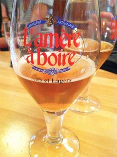 L'Amere a Boire in Montreal.