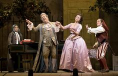 Met Opera (Fall 2014)  ////  The Barber of Seville  ////  Hilarious production!  ////  Image from: In the Loop: The Barber of Seville: Tricks and Games To Sing Ab...