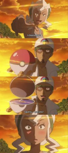 But you know, I never expected a professor to propose to another professor in Pokemon of all places. But you know, I never expected a professor to propose to another professor in Pokemon of all places.