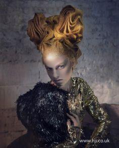 United Kingdom. The avant-garde hairdresser 2012. | HairTrend