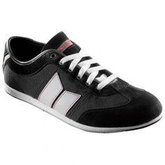 Macbeth Shoes | Macbeth Brighton Suede Shoes - Black Grey Safety