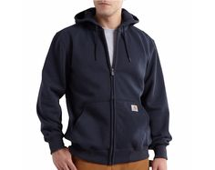 Heavyweight, super-warm Carhartt hoodie sweatshirts