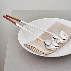 Contemporary servingware