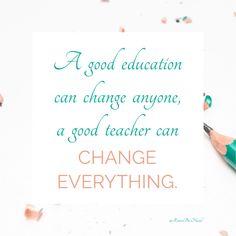 [Freebies] Wallpaper -  Education Quote (Kutipan Tentang Pendidikan)