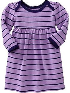 Patterned Jersey Dresses for Baby | Old Navy