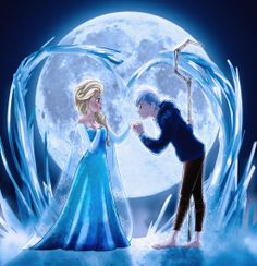 Frozen Love by LadyMignon.deviantart.com on @deviantART