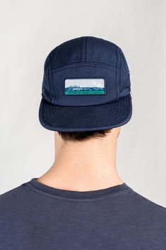 UBB x Chaco Keep Paddling 5 Panel Hat  375a66d1a6e3