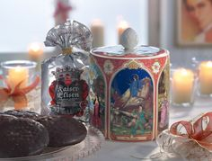 Lebkuchen Schmidt | Porzellan-Dose | Original Nürnberger Lebkuchen online kaufen