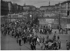 Torino, 1953 Street View, Photos