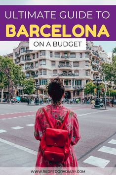 This detailed post includes all the tips and tricks to see Barcelona on a budget, including how to get cheap or free tickets to some of the most iconic Barcelona attractions, and all the important places to visit in the city during a 5-day Barcelona itinerary.   | Barcelona travel | Spain Travel | #barcelonatravel | #spaintravel | Barcelona sightseeing | Barcelona sights|
