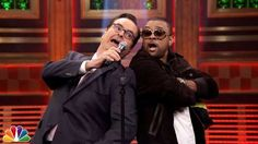 Shaggy and Jimmy Fallon's Showdown [Video] - http://www.yardhype.com/shaggy-and-jimmy-fallons-showdown-video/