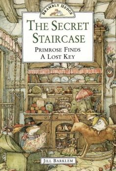 The Secret Staircase (Brambly Hedge) by Jill Barklem,http://www.amazon.com/dp/0006645895/ref=cm_sw_r_pi_dp_dP9jsb0MB1N2YY3E