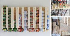 How to Make Canned Food Storage - Craftspiration - Handimania