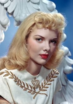 Film star: Actress Barbara Lawrence, whose movie career spanned the late 1940s through the 1960s, passed away from kidney failure on Novembe...