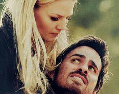 Emma & Hook - Captain Swan (GIF)