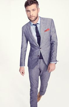 The Ludlow Suit!
