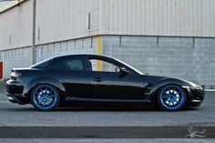 Mazda Rx8 - Modified