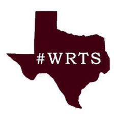 Aggies #WRTS!! We Rule This State!! State of Texas #WRTS Decal on Etsy, $5.00