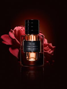 Inspired by the Orient Dior Perfumer Creator Francois Demachy has created four perfumed oils to be combined with the most emblematic fragrances of La Collection Privee Christian Dior. #Dior