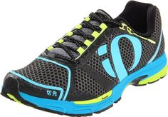 Pearl iZUMi Mens Kissaki Running ShoeBlackElectric Blue95 D US *** Be sure to check out this awesome product.(This is an Amazon affiliate link and I receive a commission for the sales)
