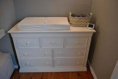 Sorelle Verona double dresser / white / 19 x 54 x 34 / Toys R Us / $599