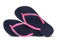 b0708aa2f1f06 blue pink havaianas - Google Search Blue Flip Flops
