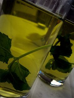Minty Green Tea by zoyachubby, via Flickr