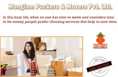 In this busy life, when no one has time to waste and considers time to be money, people prefer choosing services that help to save time, Call Toll-Free: 1800-1200-226 +91 9415026922 http://manglampackers.com/index.html sales@manglampackers.com #localmoving #services #SafeRelocation #Household #Transportation #Relocation #Shifting #Packers #Movers #Manglam #Residential #Offering #Householdpackers #Kanpur #Delhi #Mumbai #pune #hyderabad #Varanasi #Lucknow #india