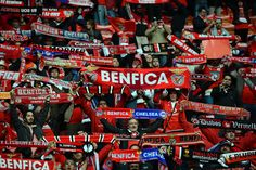 @Benfica torcida #9ine