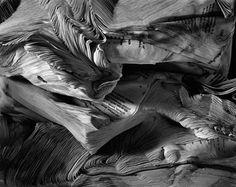 "bildwerk: "" Abelardo Morell Detail of Book Damaged by Water, 2001 Gelatin silver print, flush-mounted. x cm "" Bw Photography, Artistic Photography, Invert Image, Museum Art Gallery, Gelatin Silver Print, Book Of Life, Magazine Art, Art Market, New Image"