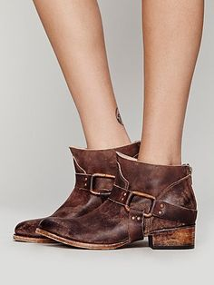 FREEBIRD By Steven Quartz Ankle Boot at Free People Clothing Boutique AU$299.74