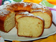 Ricetta torta soffice latte e panna ricetta golosa