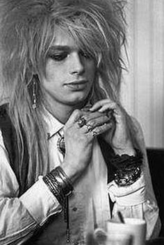 Michael Monroe...incredibly talented!