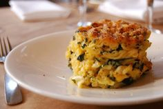 Recipe for Braised Greens Mac and Cheese by Chef Jason Hill of Atlanta's Wisteria Restaurant