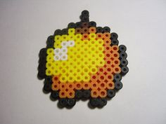 Minecraft perler beads. $5.00, via Etsy.