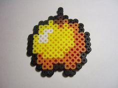 Minecraft perler beads. $5.00, via Etsy.