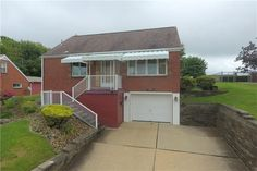 Want to see this home? - Call - Welcome home to 740 Muldowney Ave! Located only minutes away from Century III Mall, Kennywood Park, Sandcastle W. West Mifflin, Shed, Outdoor Structures, The Originals, Outdoor Decor, Home Decor, Decoration Home, Room Decor, Home Interior Design