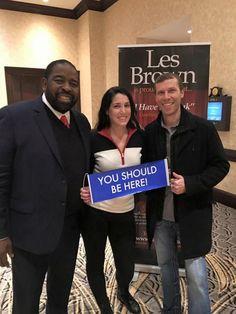 Les Brown Dreamtrips Worldventures, Les Brown, Celebrities, Movies, Movie Posters, Travel, Celebs, Viajes, Films